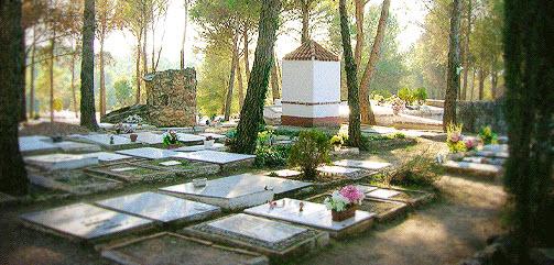 cementerios para perros en Madrid