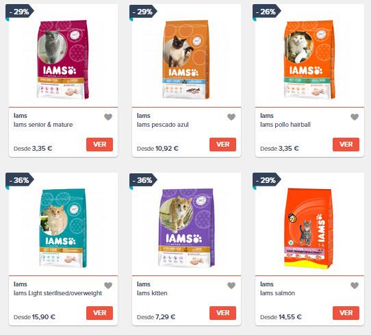 promoanimal gatos precios