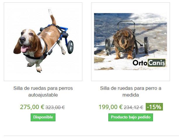 ortocanis ortopedia para perros