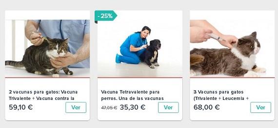 vacunas cachorros comprar