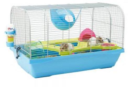 jaulas para hamsters rusos