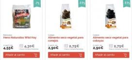 Cunipic para conejos toy y cobayas: opiniones y precios