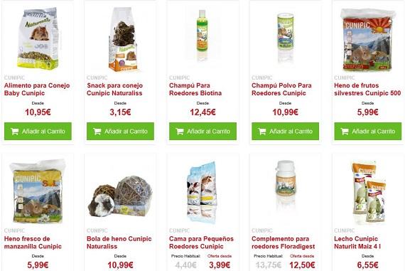 Cunipic precios