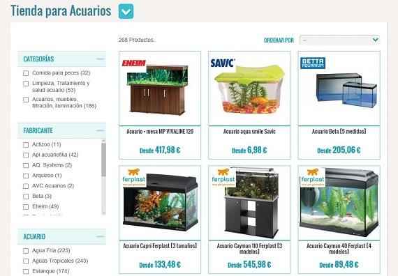Petclic acuarios