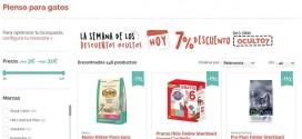 Mejor pienso para gatos en tiendas online 2016 en España