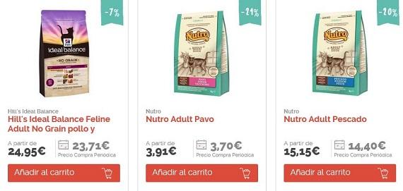 mejor pienso para gatos España