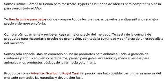 bypets opiniones
