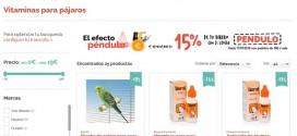 Vitaminas para aves: opiniones sobre precios y marcas online