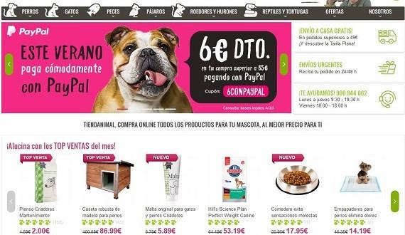 Tiendaanimal: opiniones sobre la ropa para perros y el pienso