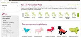 Ropa para perros pequeños, medianos o grandes online: opiniones