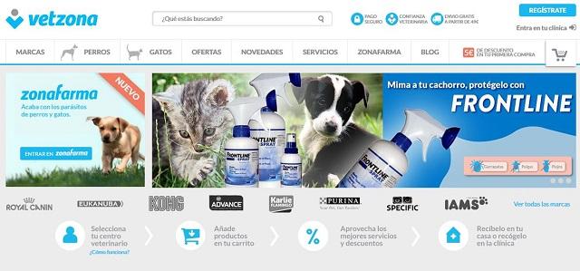 Vetzona: opiniones y comentarios de la tienda online de perros y gatos