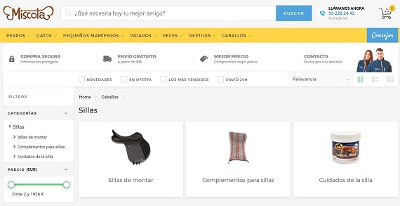 Sillas de montar a caballo baratas online: españolas e inglesas