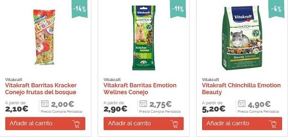 vitakraft precios