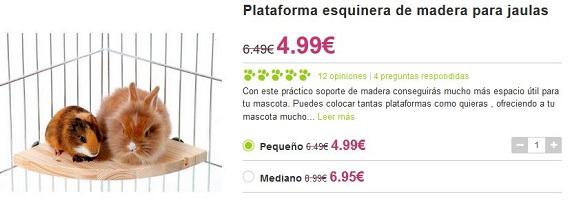 jaulas para hurones de madera