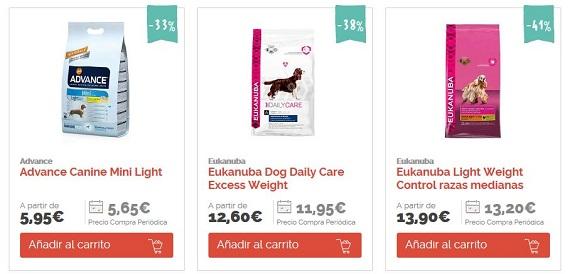 comida para perros con sobrepeso online