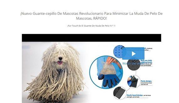 Guante quitapelos para mascotas barato y online: precio y opiniones